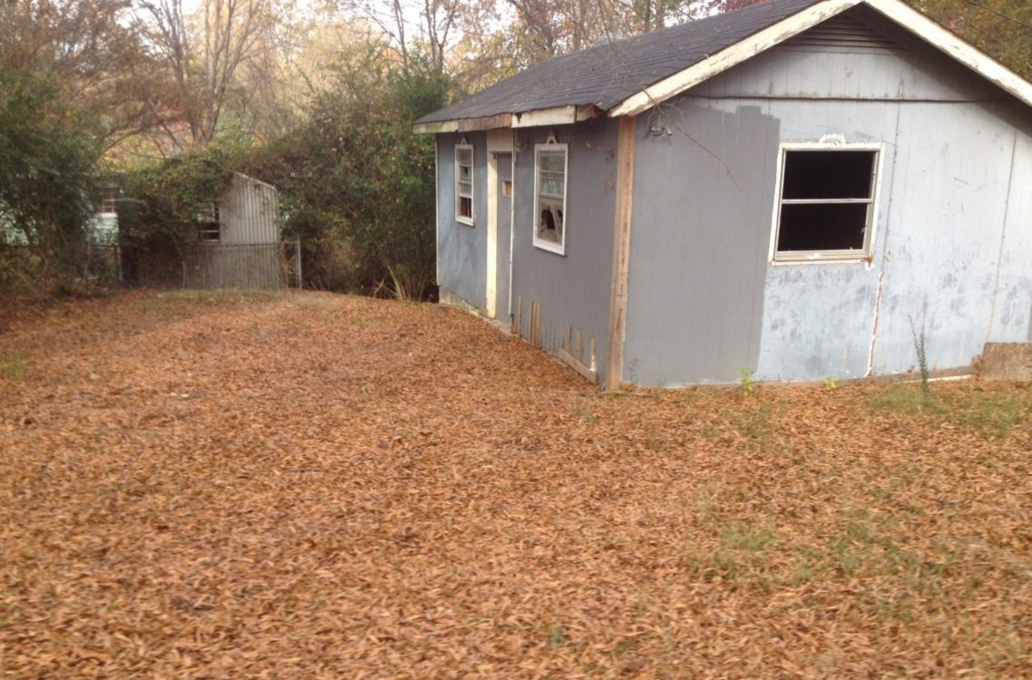 Shed Clean Out Monroe