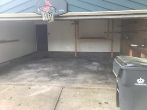 After Picture of Garage